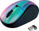 Мышь Trust Primo Wireless (21479) (black-rainbow) -