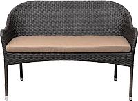 Кресло садовое Седия Costa Rica (сталь/серый) -