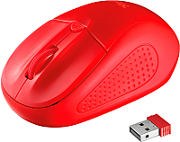 Мышь Trust Primo Wireless (20787) (red) -