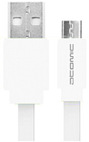 Кабель USB Atomic LS-04 (белый) -