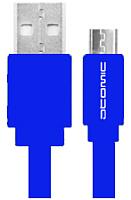 Кабель USB Atomic LS-04 (синий) -