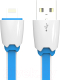 Кабель USB Atomic YX-03 (синий) -