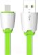 Кабель USB Atomic YX-03 (зеленый) -