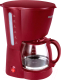 Капельная кофеварка Marta MT-2113 (красный гранат) -