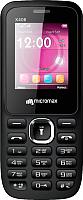 Мобильный телефон Micromax X406 (черный) -