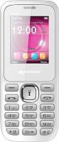 Мобильный телефон Micromax X406 (белый) -