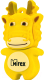 Usb flash накопитель Mirex Dragon Yellow 8GB (13600-KIDDRY08) -