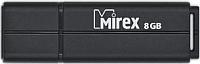 Usb flash накопитель Mirex Line Black 8GB (13600-FMULBK08) -