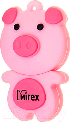 Usb flash накопитель Mirex Pig Pink 16GB (13600-KIDPIP16)