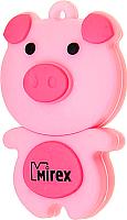 Usb flash накопитель Mirex Pig Pink 4GB (13600-KIDPIP04) -