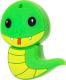 Usb flash накопитель Mirex Snake Green 4GB (13600-KIDSNG04) -