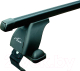 Багажник на рейлинги/крышу Lux 697013 -