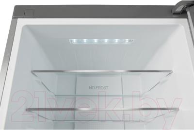 Холодильник с морозильником Haier C2F537CSG