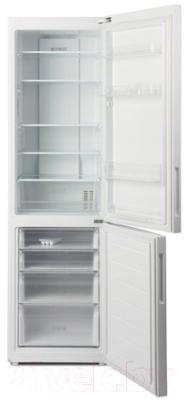 Холодильник с морозильником Haier C2F537CWG