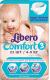 Подгузники Libero Comfort 3 (22шт) -