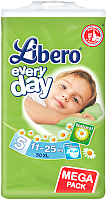 Подгузники Libero Everyday Extra Large XL 5 (56шт) -