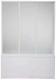 Стеклянная шторка для ванны BAS Стайл/Мальдива 160x145 -