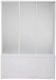Стеклянная шторка для ванны BAS Ямайка 180x145 -