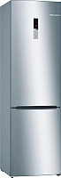 Холодильник с морозильником Bosch KGE39XL2AR -