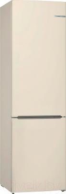 Холодильник с морозильником Bosch KGV39XK22R