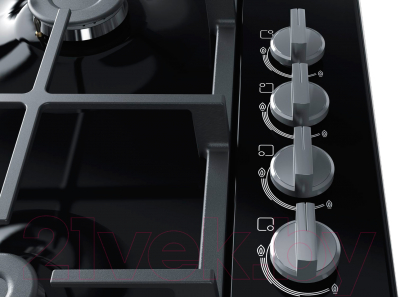 Газовая варочная панель Bosch PBH6C6B90R