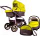Детская универсальная коляска Adbor Arte 3x3 2 в 1 (55) -