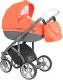 Детская универсальная коляска Roan Bass Soft 3 в 1 (Papaya) -