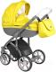 Детская универсальная коляска Roan Bass Soft 3 в 1 (Melon) -