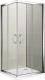 Душевое ограждение Good Door Infinity CR-80-C-CH -