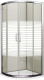 Душевое ограждение Good Door Infinity R-120-S-CH -