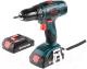 Аккумуляторная дрель-шуруповерт Hammer Flex ACD185Li 2.0 Premium -