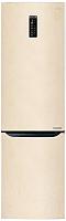 Холодильник с морозильником LG GW-B499SEFZ -