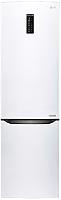 Холодильник с морозильником LG GW-B499SQFZ -