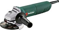 Профессиональная угловая шлифмашина Metabo W 1100-125 (601237010) -