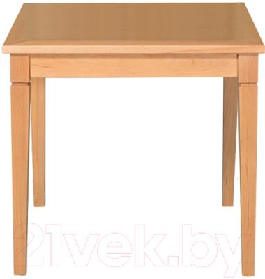Обеденный стол Alesan Акс 80x80 (черешня лак)