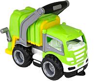 Детская игрушка Полесье Автомобиль ГрипТрак коммунальный 6257 -
