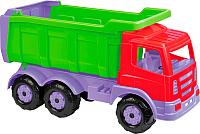 Детская игрушка Полесье Автомобиль-самосвал Премиум 6607 -