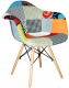 Кресло Седия Farina (разноцветный) -