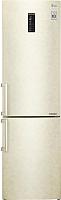 Холодильник с морозильником LG GA-M599ZEQZ -