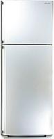 Холодильник с морозильником Sharp SJ-58C-SL -
