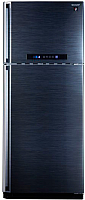 Холодильник с морозильником Sharp SJ-PC58A-BK -