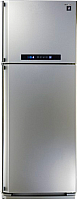 Холодильник с морозильником Sharp SJ-PC58A-SL -