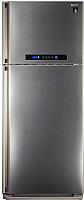 Холодильник с морозильником Sharp SJ-PC58A-ST -