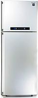 Холодильник с морозильником Sharp SJ-PC58A-WH -
