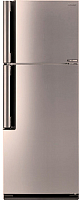 Холодильник с морозильником Sharp SJ-XE35PM-BE -