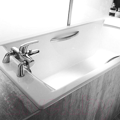 Ручки для ванны Jacob Delafon Biove/Parallel E60327-CP