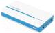 Портативное зарядное устройство Esperanza Atom 11000mAh (белый/голубой) -