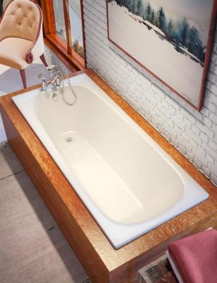Ванна стальная Bette Form 170x70 / 3970-000 (с шумоизоляцией AD)
