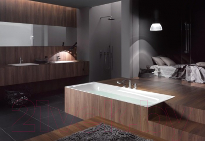 Ванна стальная Bette Form 170x75 / 3710-000 (с шумоизоляцией AD)