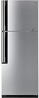 Холодильник с морозильником Sharp SJ-XE35PM-SL -